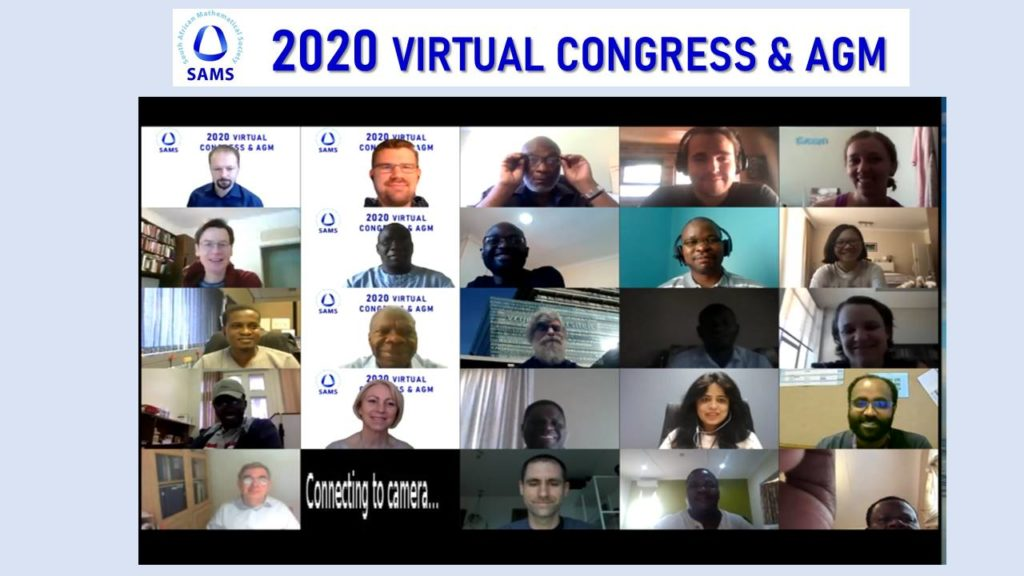 SAMS 2020 Virtual Conference & AGM